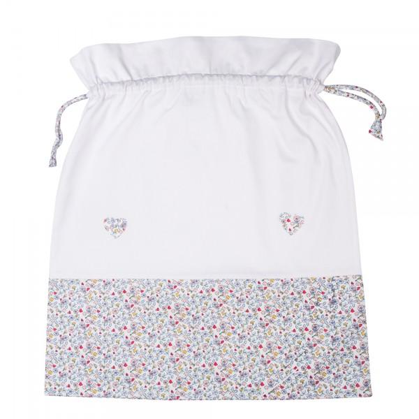 sac linge de jeanne saphire b b couture. Black Bedroom Furniture Sets. Home Design Ideas