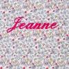 Tour de lit de Jeanne