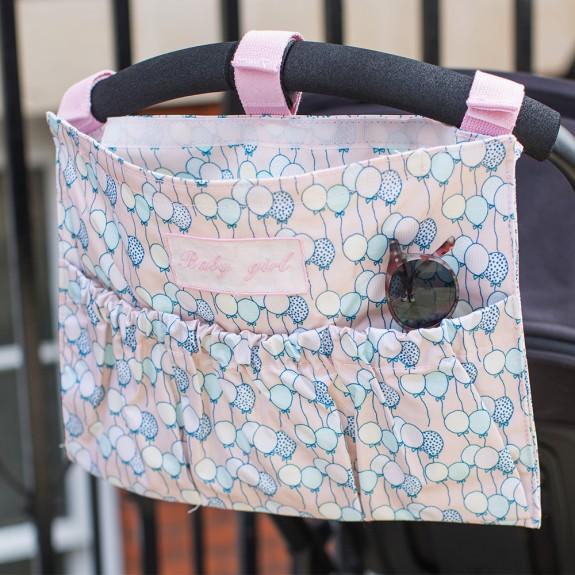Stroller Bag Lou Saphire Bébé Couture