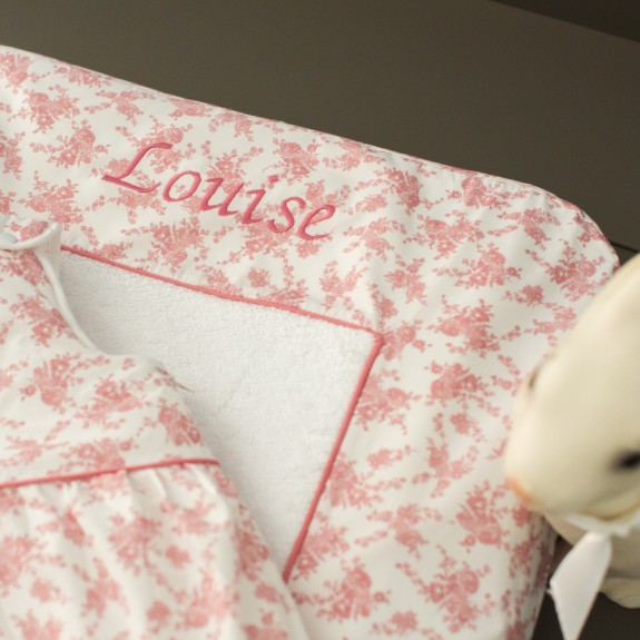 Housse de matelas à langer de Louise