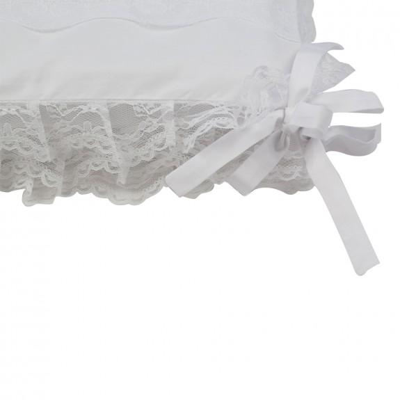 Tour de lit de Blanche