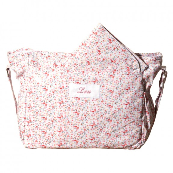 Changing Bag Jade Saphire Bébé Couture